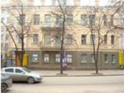Building land plot in the downtown Kharkov