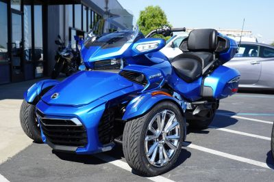 2018 Can-Am Spyder F3 Limited Trikes Motorcycles Elk Grove, CA