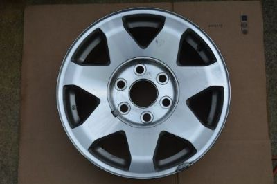 "Purchase 2002-2006 CADILLAC ESCALADE ESV EXT RIM WHEEL 17"" OEM ALLOY 2003 2004 2005 motorcycle in Cumming, Georgia, United States, for US $124.94"