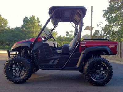 $1,850, 2009 Yamaha Rhino RARE with SPORT PACK
