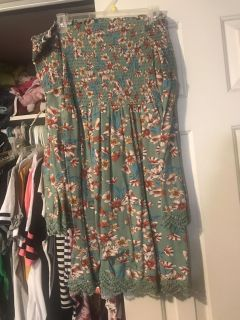 Xl tunic dress from target adorable on worn twice