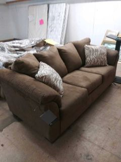 BRAND NEW COUCH AND LOVE SEAT ASHLEY FURNITURE
