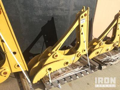 JFI 200 Excavator Manual Thumb
