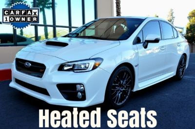 2017 Subaru WRX STI STI Manual