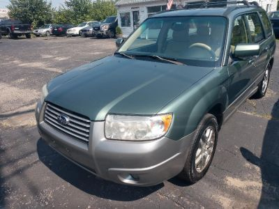 2006 Subaru Forester 2.5 X L.L.Bean Edition (Green)