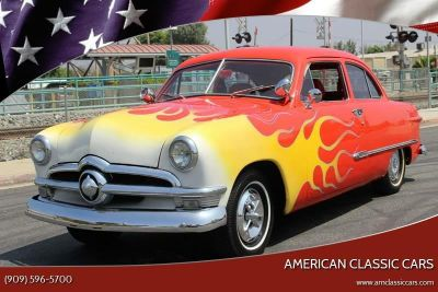 1950 Ford Sedan 2 Door Custom