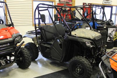 2018 Honda Pioneer 500 Side x Side Utility Vehicles Adams, MA