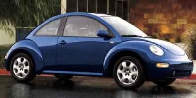 2002 Volkswagen New Beetle GLS 1.8T (Yellow)