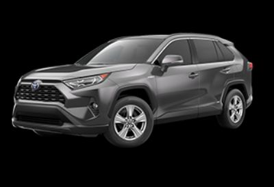2019 Toyota RAV4 Hybrid XLE (Magnetic Gray Metallic)