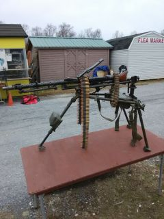 German M34 Light Machinegun