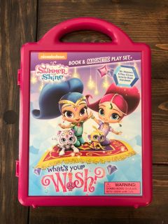 NEW without wrapping (NEVER used!) Shimmer and Shine play set