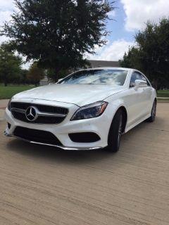 2015 Mercedes-Benz CLS-Class CLS550