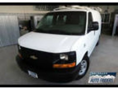 Pre-Owned 2008 Chevrolet Express for sale.