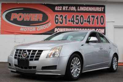 2012 Cadillac CTS 3.0L (Radiant Silver Metallic)