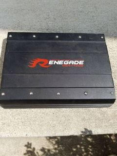 Renegade Amplifier Ren1100S