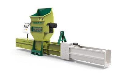 Advanced GREENMAX ZEUS C200 EPS Compactor