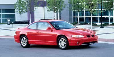 1999 Pontiac Grand Prix GTP (Black)