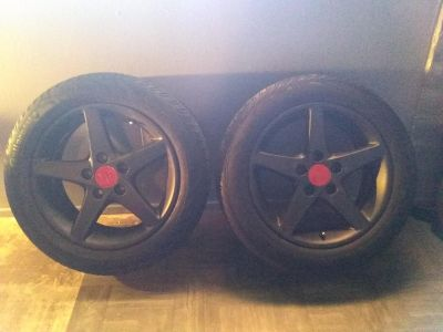 Acura rsx type s rims and tires