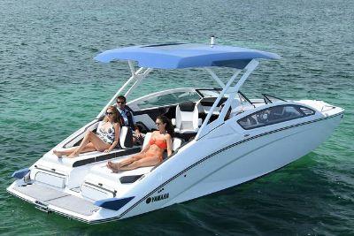 2019 Yamaha 275 SD Jet Boats Afton, OK
