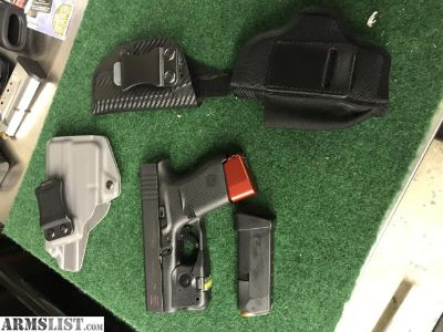 For Sale: Glock 43 extras