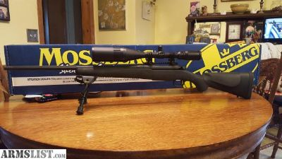 For Sale/Trade: Mossberg 308 night train