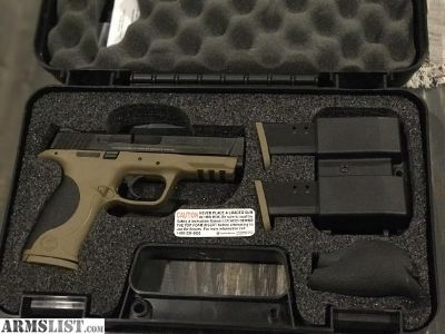 For Sale: Smith and Wesson M&P40