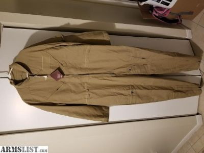 For Sale/Trade: Brand New Desert Tan Nomex Flight Suits Size 48L