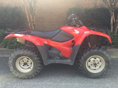 2011 Honda FourTrax Rancher AT Utility ATVs Olive Branch, MS