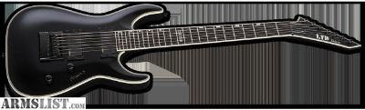 For Sale/Trade: LTD- Guitar for trade