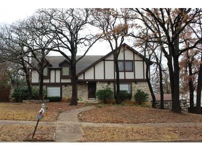 5 Bed 3.5 Bath Foreclosure Property in Arlington, TX 76012 - Burr Oak St