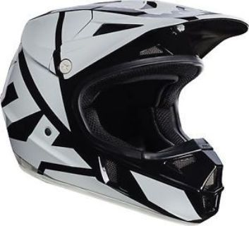 Buy 2017 FOX RACING V1 RACE HELMET MOTOCROSS DIRTBIKE OFFROAD ADULT MX BLACK motorcycle in Palm Harbor, Florida, United States, for US $169.95