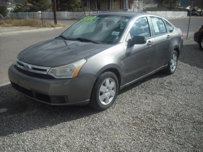2010 Ford Focus 4dr.car