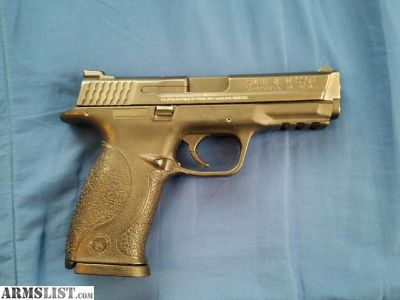 For Sale/Trade: Smith and wesson M&p9