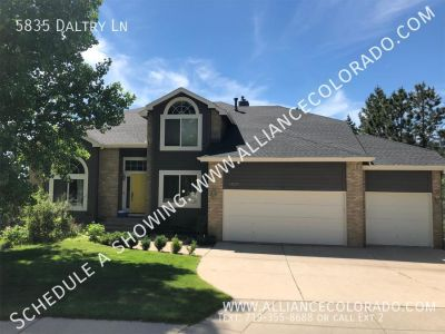 Single-family home Rental - 5835 Daltry Ln