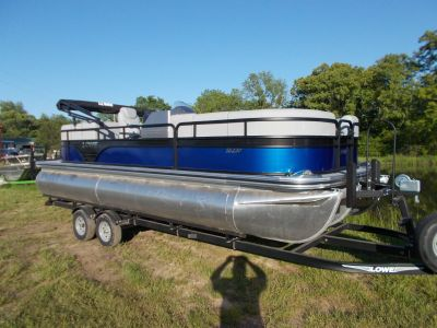 2019 Lowe SS230 WT TL W/ MERCURY 200L & TRAILER Pontoon Boats West Plains, MO