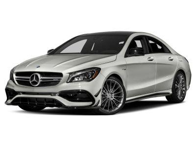 2018 Mercedes-Benz cla CLA 45 AMG (Cirrus White)