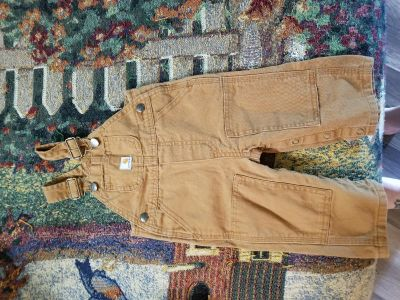 6 month carhart overalls
