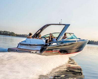 2019 Monterey 278SS Bowrider Boats Saint Peters, MO