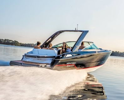 2019 Monterey 278SS Bowriders Boats Saint Peters, MO