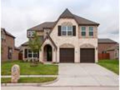 New Construction at 1249 Glendon Drive, by First Texas Homes