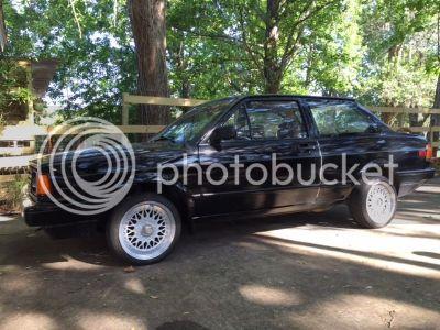 FS---1989 Fox**fresh exhaust, BBS RS, Super clean interior**