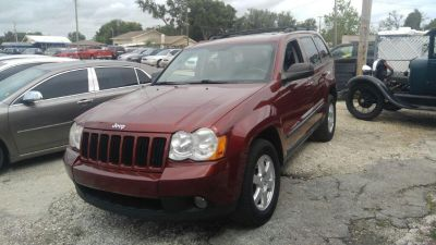 2008 Jeep Grand Cherokee Lared