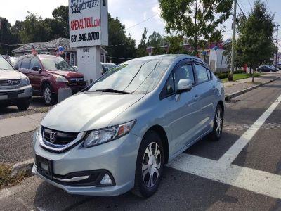 2013 Honda Civic Hybrid (GREEN)