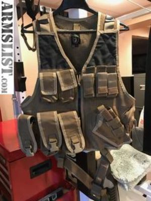 For Trade: TAG VEST