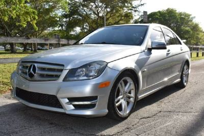 2012 MERCEDES C250 SPORT CLEAN TITLE WE FINANCE EVERYONE!