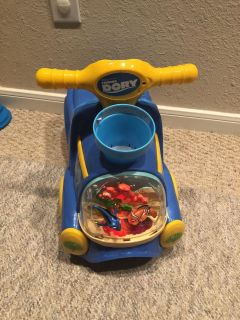 Dory Ride-On
