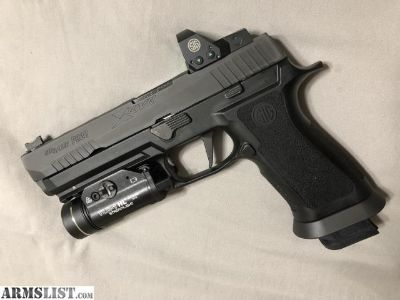 For Sale/Trade: P320 X-5