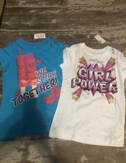 New Children s Place shirts