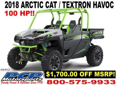 2018 Textron Off Road Havoc X Sport Side x Side Utility Vehicles Sacramento, CA