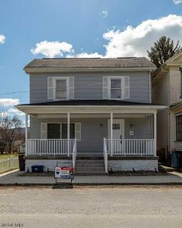 311 Franklin Street Hollidaysburg Four BR, Completely updated